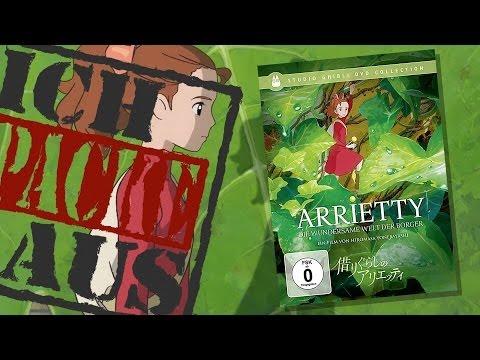 Arrietty: Die wundersame Welt der Borger - Deutsch | German Trailer (2011) from YouTube · Duration:  1 minutes 57 seconds