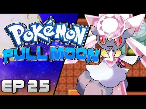 Pokemon Full Moon 🌙 (Fan Game) Part 25 TIME MACHINE! Gameplay Walkthrough