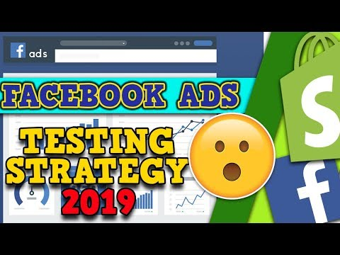 NEW Facebook Ads Testing Strategy For Shopify Dropshipping thumbnail