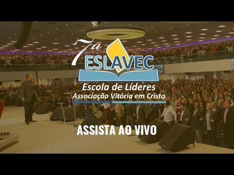 7ª ESLAVEC - Segundo dia- Pr.Josué Gomes / Pr. Creflo Dollar (04/11/15)