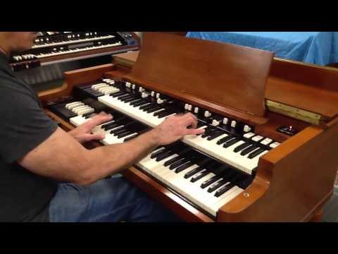 Tony Monaco Hammond Jazz Organ