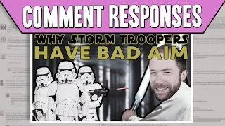 Comment Responses: Why Do Stormtroopers Have Bad Aim? | Idea Channel | PBS Digital Studios