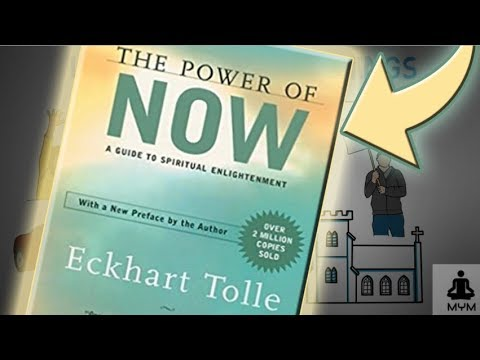 """The POWER of NOW,"" by Eckhart Tolle 