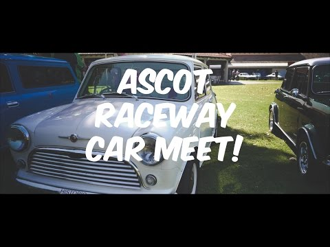 Epic Vintage Car Cinematic (Ascot Racecourse Classic Car Show)