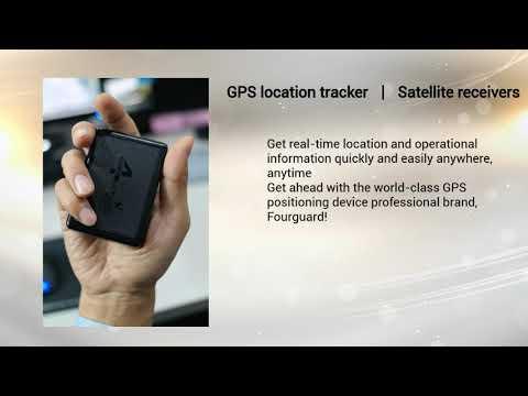 GPS location tracker ㅣ Satellite receivers (by IOTPLEX Co , Ltd )