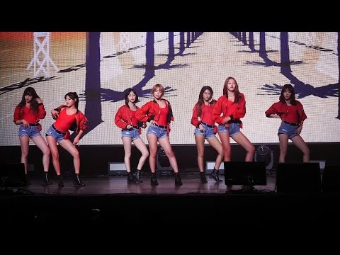 160516 AOA INTRO & Good Luck [AOA 4th Mini Album Showcase]