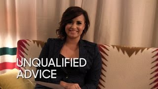 Unqualified Advice: Demi Lovato