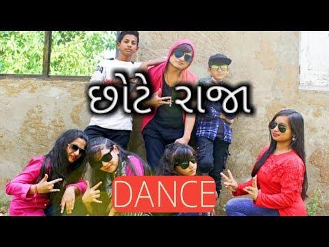 Kinjal Dave - Chote Raja // Raghav digital// Choreography By ll Sahil Thapa ll