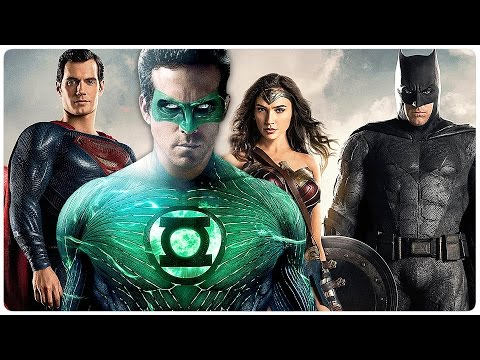 GREEN LANTERN in JUSTICE LEAGUE | Film News