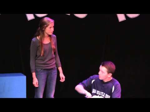 13 The Musical - Tell Her ~ Arianna Torello & Bradley Barefoot 2013