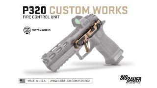 P320 Custom Works Fire Control Unit