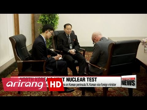 Thumbnail: N. Korea says it's ready to conduct nuclear test whenever top brass sees fit