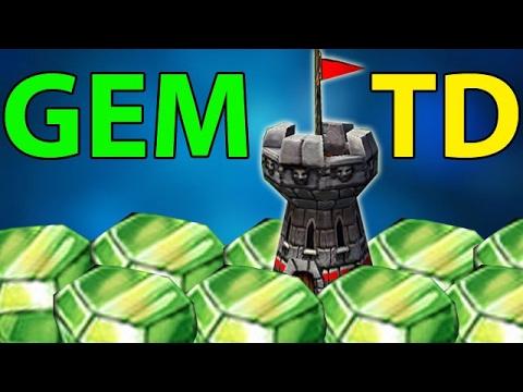 Растим кристаллы в Warcraft 3 - Gem TD