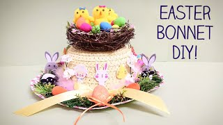Easter Bonnet Ideas - Easter Bonnet Hats Craft - Easter Hats | Easter Crafts for Kids
