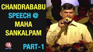 AP CM Chandrababu Naidu speech at TDP