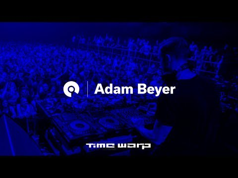 Adam Beyer - Time Warp 2017 (BE-AT.TV)