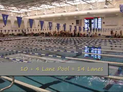 Indoor School Swimming Pool fremont ross (ohio) indoor hs pool, completed in 2006 - youtube