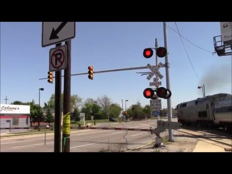 Amtrak trains in Michigan