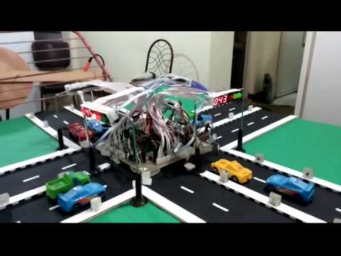 Smart Traffic light System - YouTube