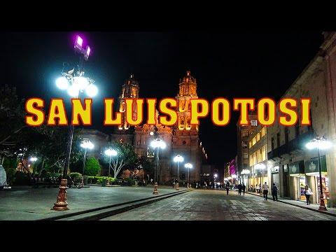 San Luis Potosí (centro histórico)