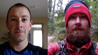 Beard Timelapse - Pacific Crest Trail 2017