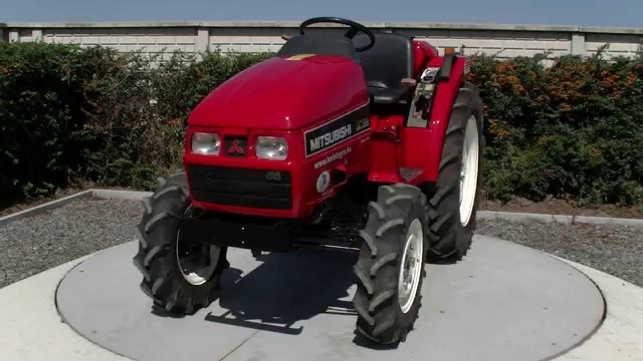 mitsubishi mt205 japanese compact tractor for sale at the. Black Bedroom Furniture Sets. Home Design Ideas