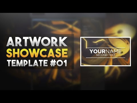 FREE STEAM ARTWORK SHOWCASE TEMPLATE | #01