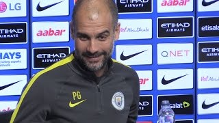 Pep Guardiola Denies Sex Ban Claim 'If You Are Doing It, Better Players!' Embargoed Press Conference
