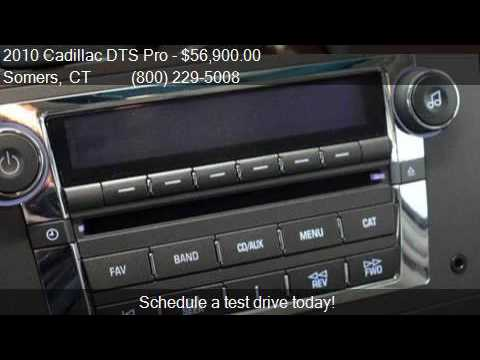 2010 Cadillac DTS Pro Coachbuilder Limo 4dr Sedan for sale i