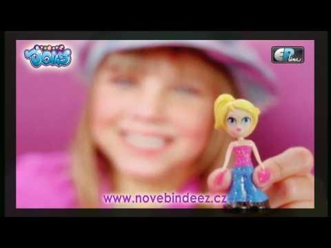 Bindeez - Kreativní studio/Bindeez Dolls