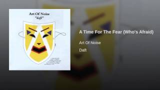 A Time For The Fear (Who