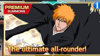 BLEACH BRAVE SOULS WEEKLY PREMIUM SUMMONS MAIN ACCOUNT PART 57