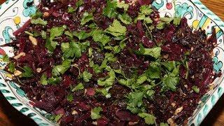 Юлия Высоцкая — Салат из красной капусты