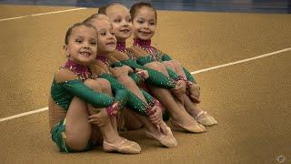 Художественная гимнастика / Учительский вальс 2015 / Гномики Кстово