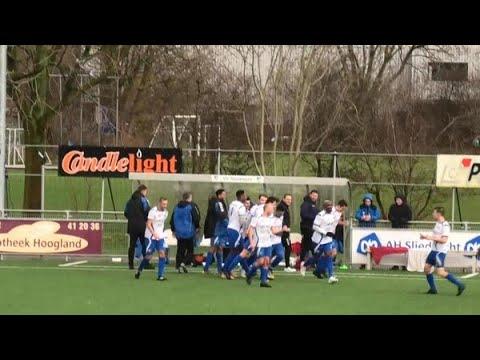 Derby Sliedrecht - Nw Lekkerland 5 - 1