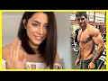 CONNOR MURPHY | AESTHETICS on CHATROULETTE #2 | HOT GIRLS REACTIONS (Fitness Motivation)
