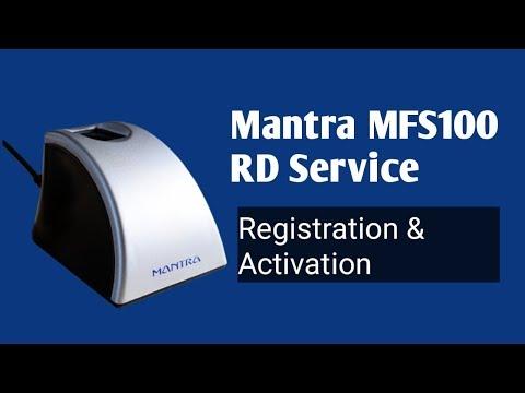 rd service mantra