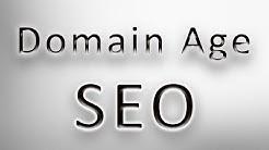 Domain Age Google Ranking Factor - SEO