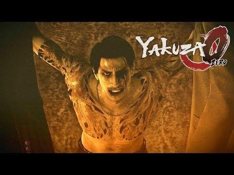 Yakuza 0 - Chapter #4 - Proof of Resolve (Part 1/2)