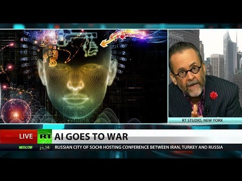 Artificial intelligence may go rogue in war