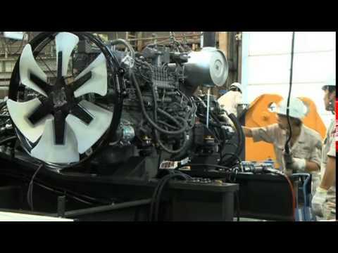 Sumitomo Heavy Industries Ltd. Corporate Video