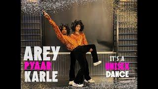 """Gambar cover """"Arey Pyaar Kar Le""""   Shubh Mangal Zyada Saavdhan   Ayushmann K  Mbdc Dance Choreography"""