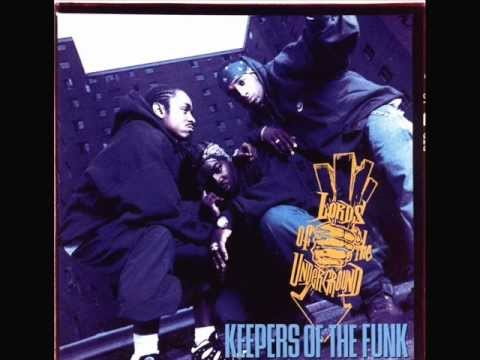 Lords of The Underground  Keepers Of The Funk 1994 full album