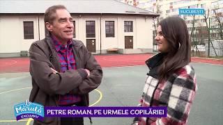 "Petre Roman: ""Tatal meu a fost arestat"""