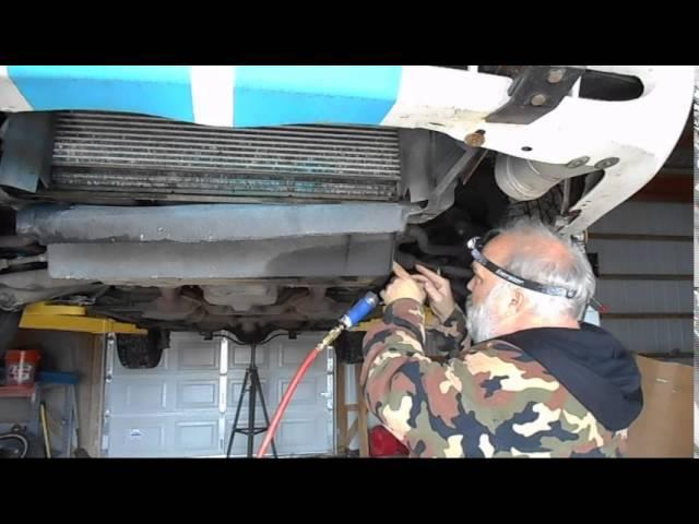 Crown Vic Power Steering Pump Install