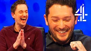 What It's Really Like To Live With Jon Richardson | 8 Out Of 10 Cats Does Countdown