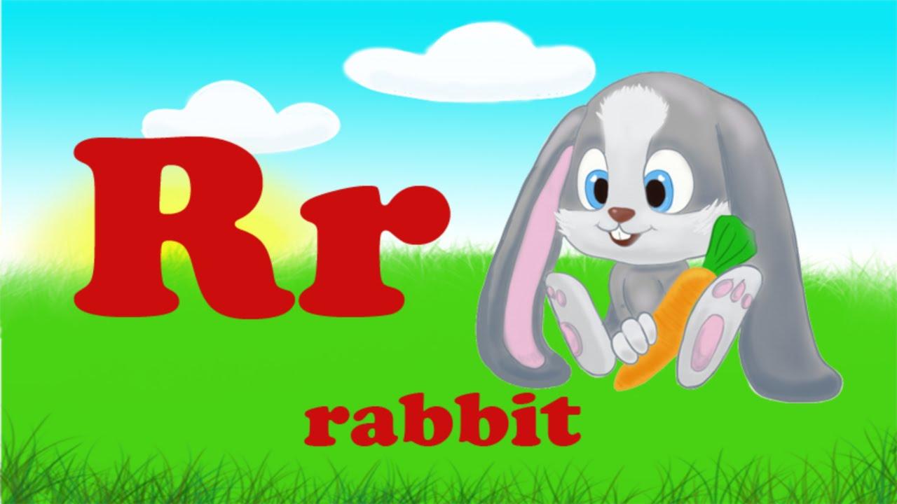английский для детей алфавит - YouTube