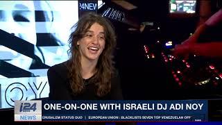 Female Hip Hop DJ Adi Noy