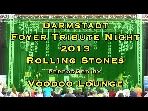 Voodoo Lounge at Foyer Tribute Night 2013 in Darmstadt