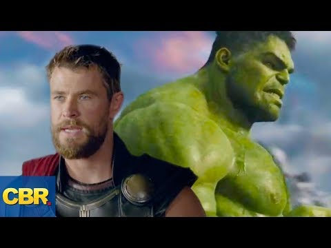 10 Things Thor And Hulk Have In Common